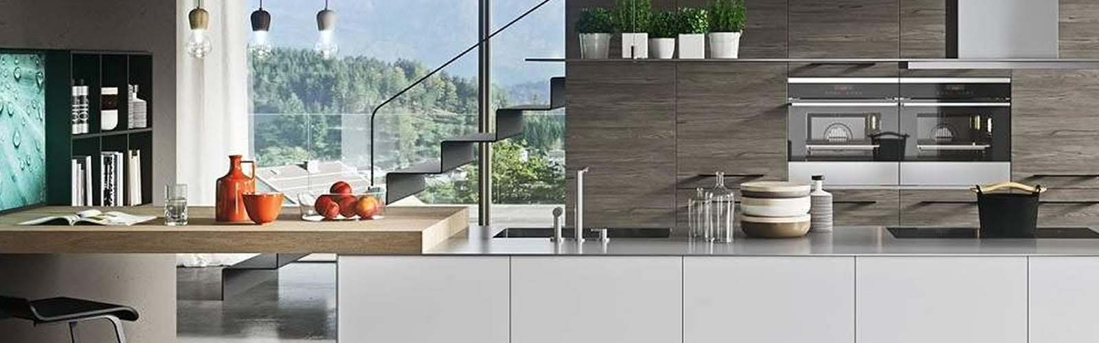 Cucine Metro Arco di Travertino
